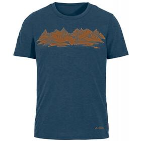 VAUDE Picton - Camiseta manga corta Hombre - azul